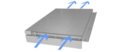 Smart Products - Concrete and Terracotta Ventilation Roof