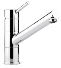 Straight Spout Sink Mixer Tap