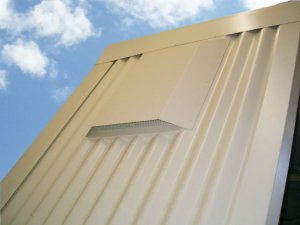 Corrugated Roof Space Ventilation Units